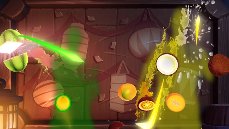 Fruit Ninja Kinect 2 Screenshot 4