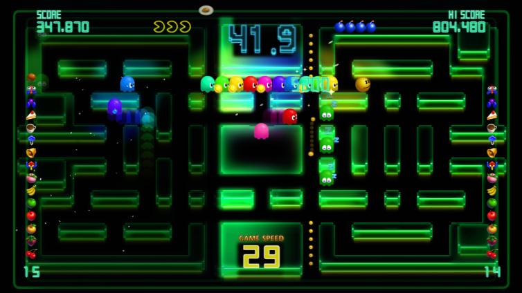 Pac-Man Championship Edition DX Screenshot 4