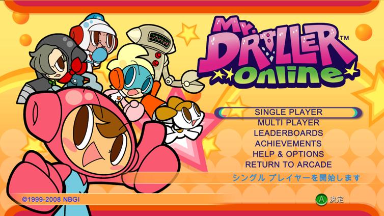 Mr. DRILLER Online Screenshot 1