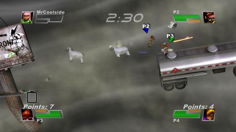 Small Arms Screenshot 3