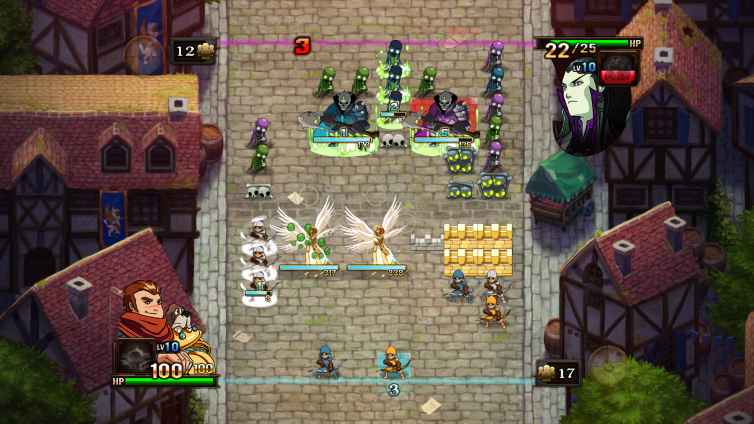 Might and Magic: Clash of Heroes Screenshot 4