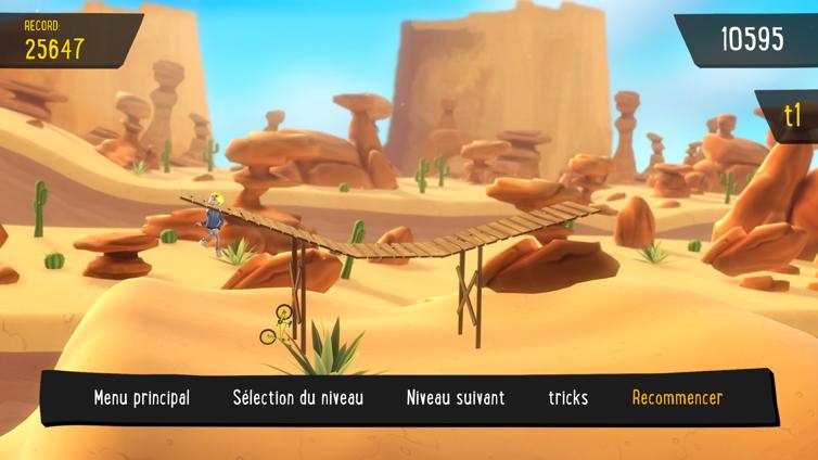 Pumped BMX + Screenshot 1
