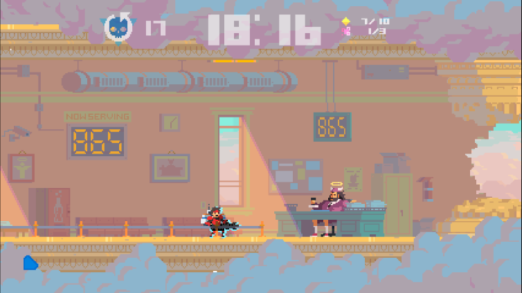 Super Time Force Screenshot 4