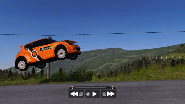 Sébastien Loeb Rally Evo Screenshot 3