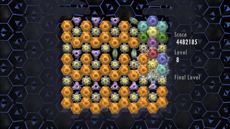 Hexic 2 Screenshot 1