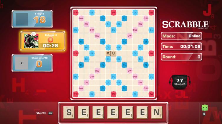 Scrabble Screenshot 3