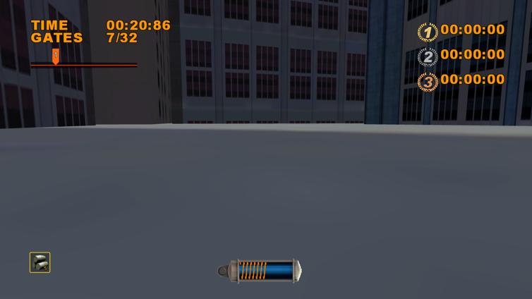Mad Tracks Screenshot 1