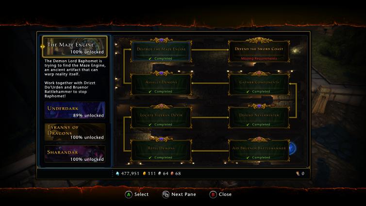 Maze Master Achievement in Neverwinter