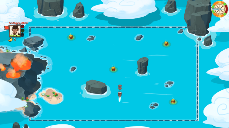 Monkey Pirates Screenshot 2