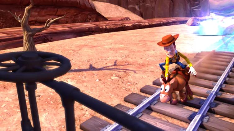 Toy Story 3 Screenshot 2
