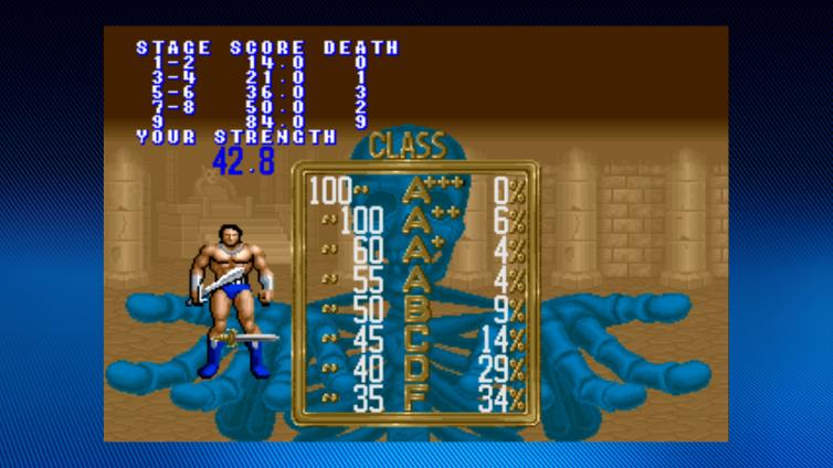 Golden Axe Screenshot 1