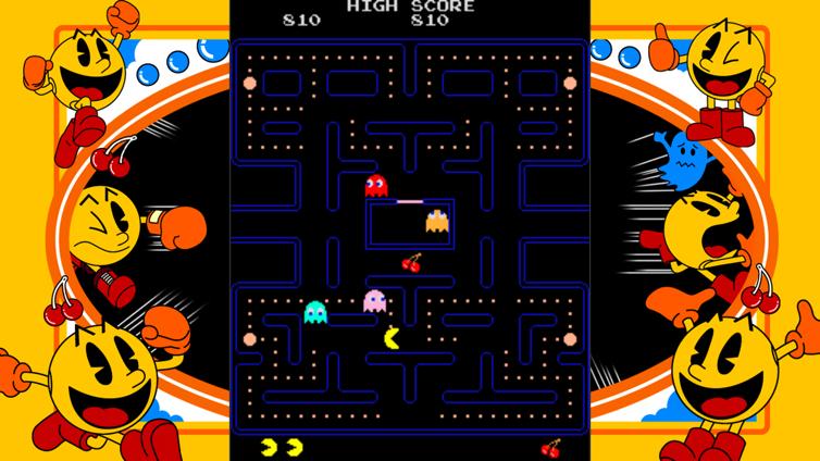 Pac-Man (Xbox 360) Screenshot 2