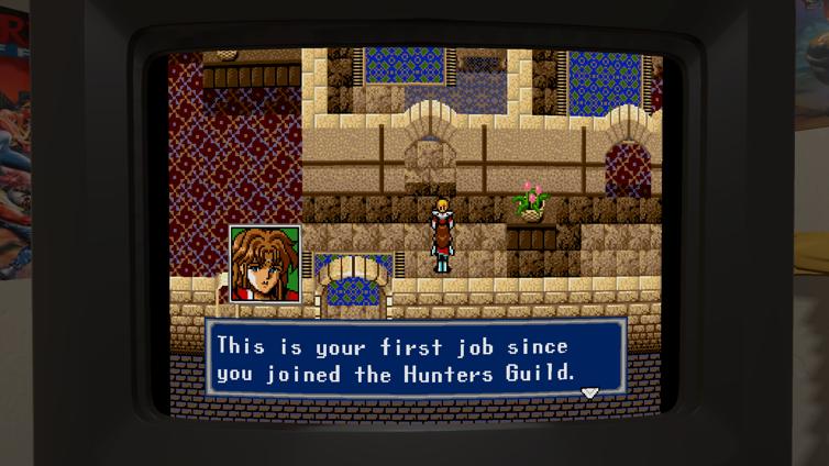 SEGA Mega Drive & Genesis Classics Screenshot 1