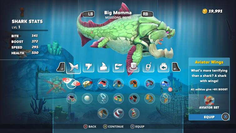 Hungry Shark World Screenshot 2