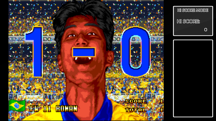 ACA NEOGEO SUPER SIDEKICKS 3: THE NEXT GLORY Screenshot 1