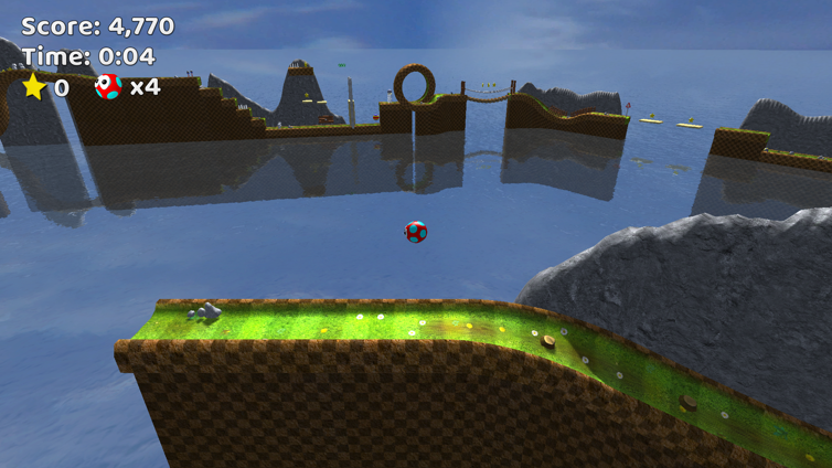 On A Roll 3D Screenshot 2
