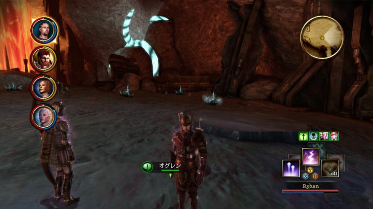 Dragon Age: Origins (JP) Screenshot 2