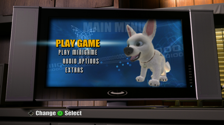 Disney's Bolt Screenshot 2