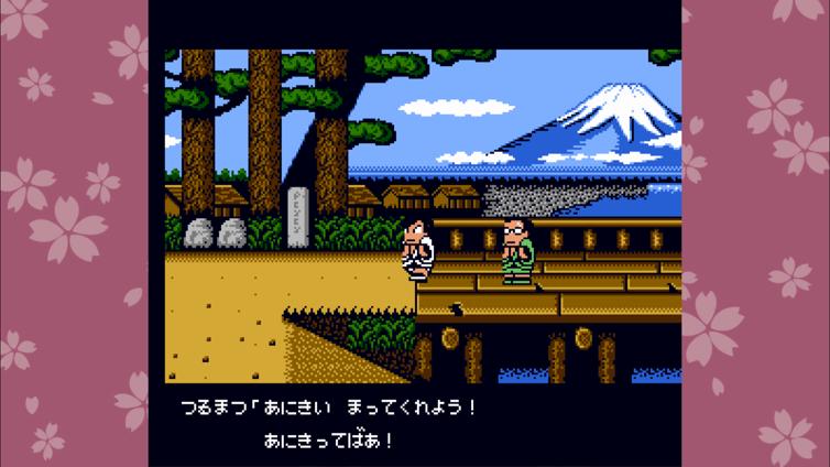 Kunio-kun: The World Classics Collection Screenshot 3