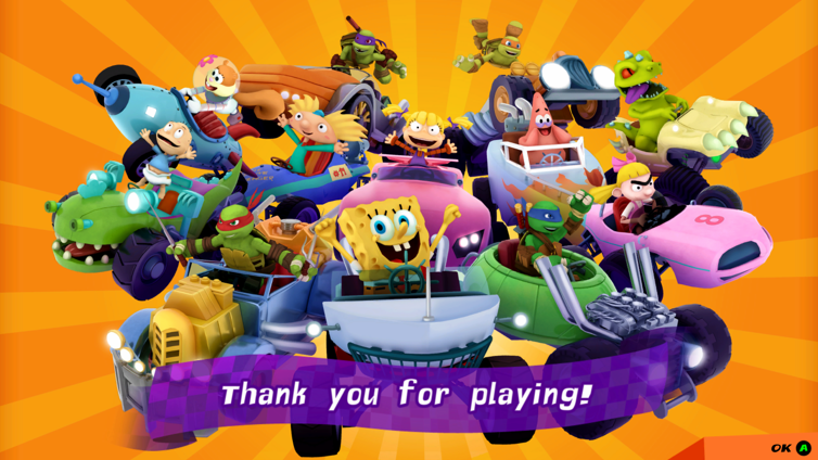 Nickelodeon: Kart Racers Screenshot 3