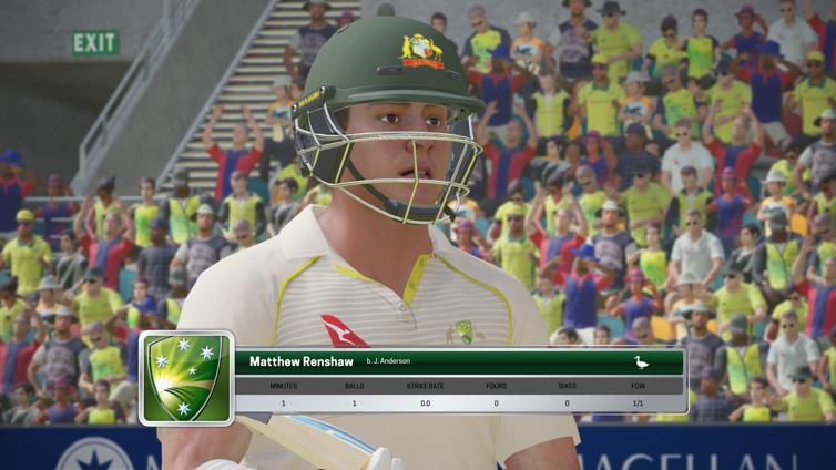 Ashes Cricket Screenshot 1
