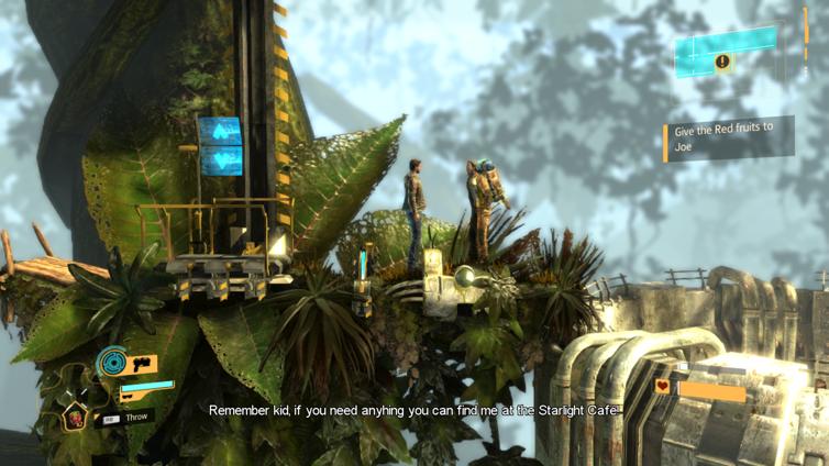 Flashback Screenshot 1