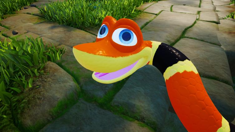 Snake Pass Screenshot 3