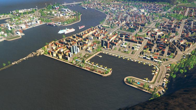 Cities: Skylines Screenshot 1
