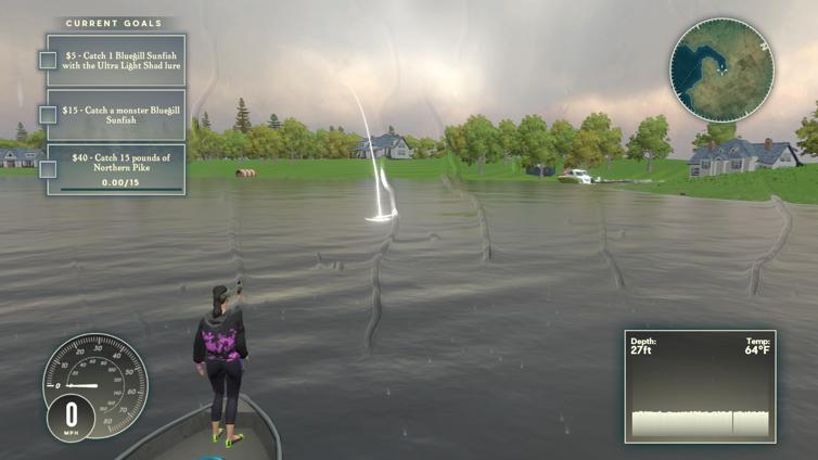 Legends Of The Legendary Ii Achievement In Rapala Fishing Pro Series