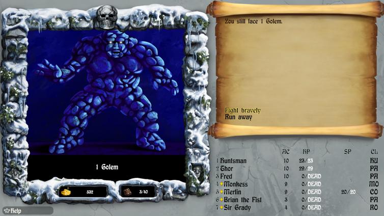 The Bard's Tale Trilogy Screenshot 4