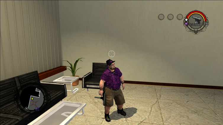 Saints Row (JP) Screenshot 1