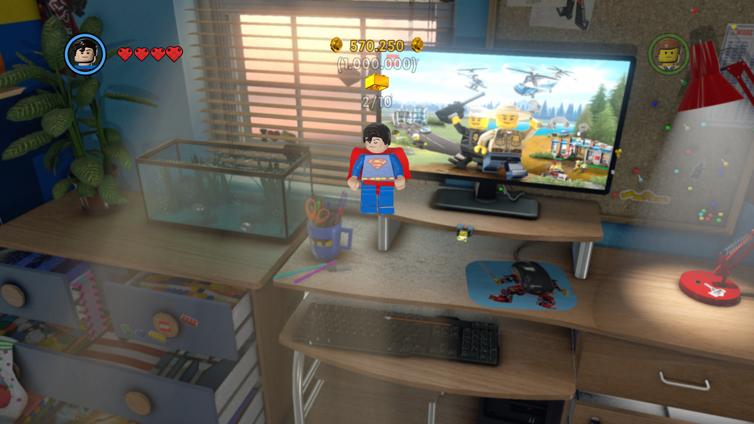 The LEGO Movie Videogame Screenshot 4