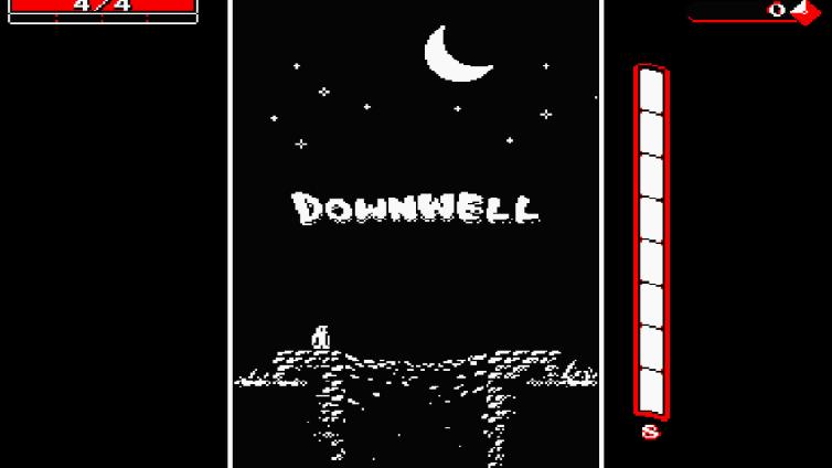 Downwell (Win 10) Screenshot 2