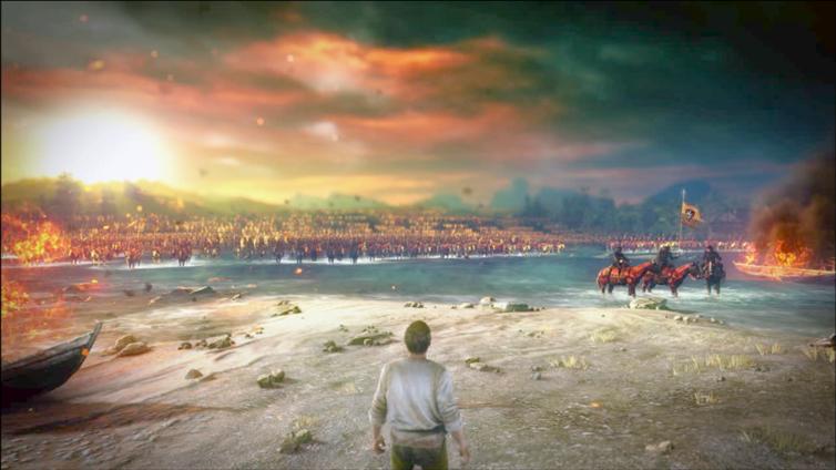 The Witcher 2: Assassins of Kings (EU) Screenshot 4