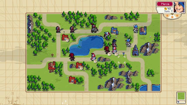 Wargroove Screenshot 1