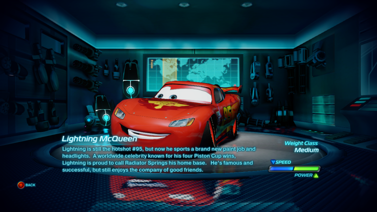 Cars 2 Screenshot 4