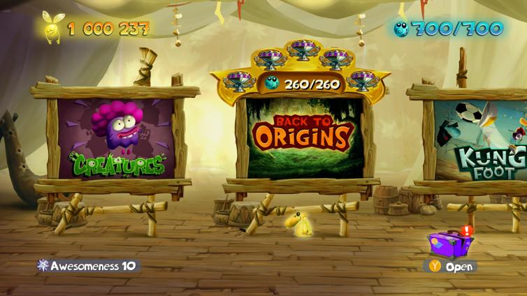 Rayman Legends (Xbox 360) Screenshot 3