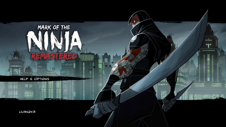 Mark of the Ninja: Remastered Screenshot 2