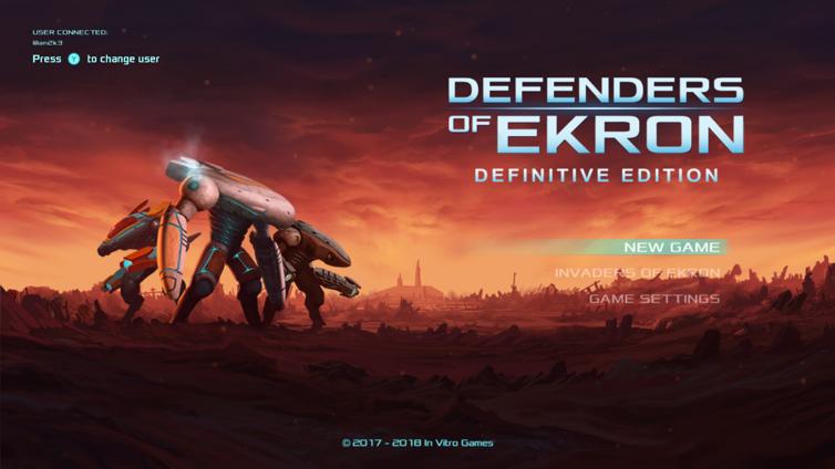 Defenders of Ekron - Definitive Edition Screenshot 1