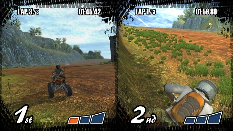 ATV Renegades Screenshot 3