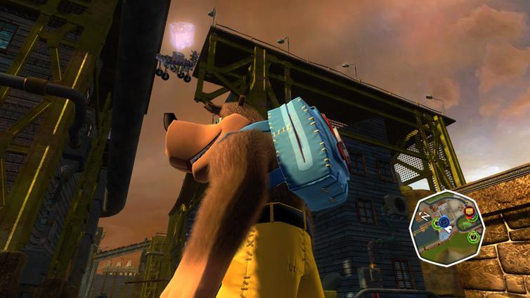 Banjo-Kazooie: Nuts & Bolts Screenshot 3