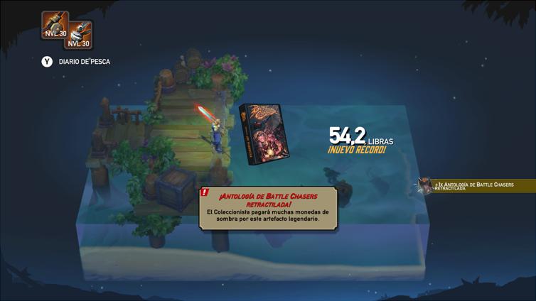 Battle Chasers: Nightwar Screenshot 4
