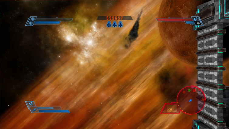 Shred Nebula Screenshot 1