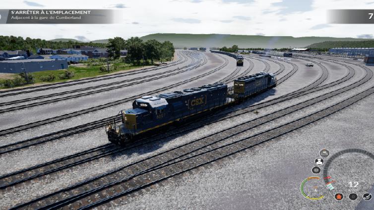 Train Sim World: CSX Heavy Haul (Win 10) Screenshot 2