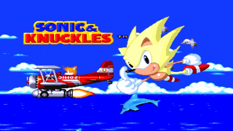 Sonic & Knuckles Screenshot 2