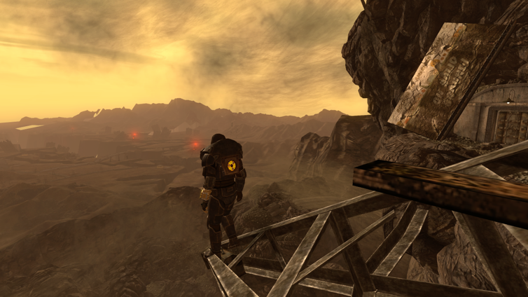 Fallout: New Vegas Screenshot 1