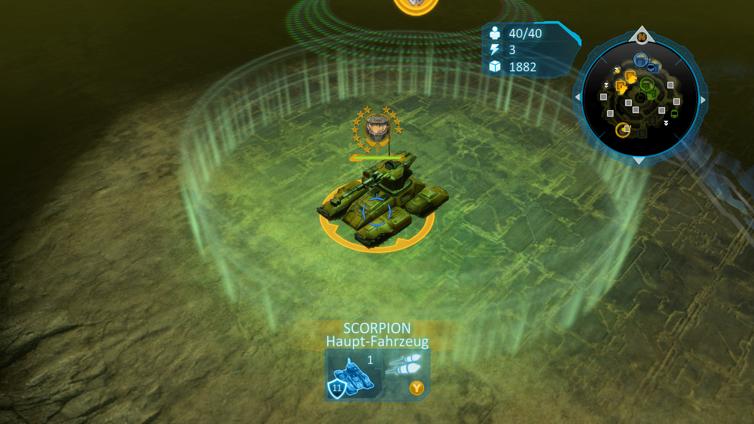 Halo Wars Screenshot 1
