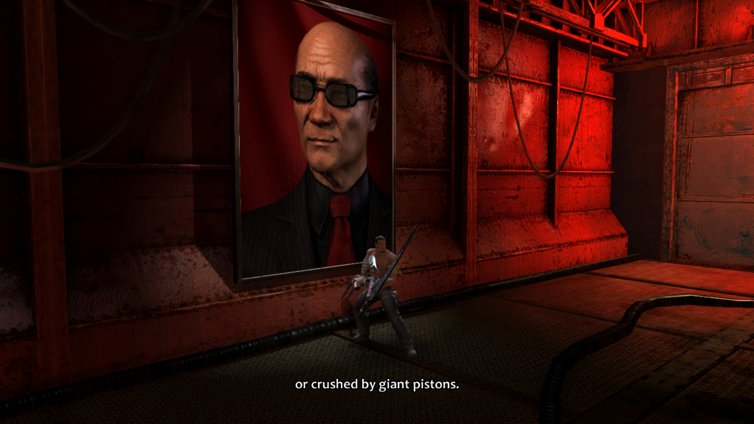 Marlow Briggs and the Mask of Death Screenshot 4