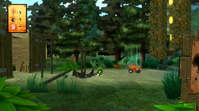 Kyurinaga's Revenge Screenshot 3
