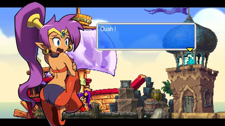 Shantae and the Pirate's Curse Screenshot 2